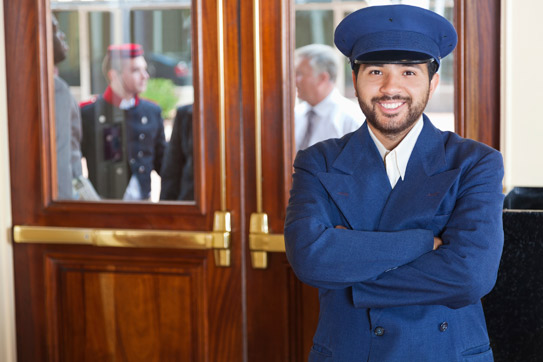 Doormen Staffing Services - Building Services of America (BSA)